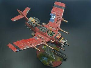 Warhammer 40k Orks Dakkajet Painted R3S1B2273