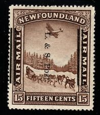 #211 Newfoundland Canada mint never hinged well centered