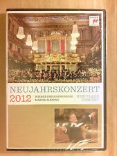 DVD CONCERT / VIENNE, CONCERT NOUVEL AN 2012 / MARISS JANSONS / NEUF SOUS CELLO