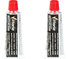 Vittoria Mastik'One Professional Tubular Bike Tire Glue, (2)30gram Pair of Tubes