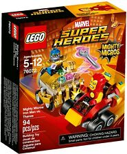 LEGO Super Heroes Mighty Micros: Iron Man vs Thanos 76072.