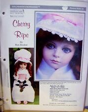 Seeley's Dollmaker'S Worksheet - Cherry Ripe - Modern Dolls Series