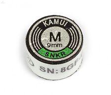 Adhésive Cuir Kamui en couche-BLACK-M - 9 MM, 1 unités