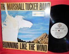 MARSHALL TUCKER BAND Running like the wind LP ITALY 1979 EX+