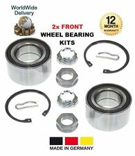 FOR PEUGEOT 407 1.6 1.8 2.0 2.2 2.7 3.0 2004->ON NEW 2x FRONT WHEEL BEARING KITS