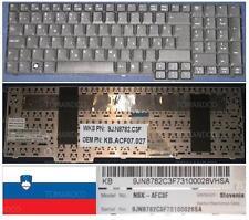 TECLADO QWERTZ ESLOVENIA ACER ASPIRE 9410 9400 7000 9J.N8782.C3F KB.ACF07.027
