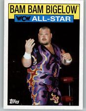 2016 WWE Heritage NWO/WCW All Star #35 Bam Bam Bigelow