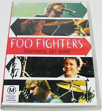 FOO FIGHTERS Everywhere But Home---(Dvd)