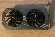 Nvidia GTX 970 Zotac 4 GB 4096 MB Gaming Grafikkarte