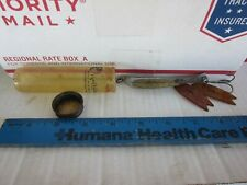 """Rare Vintage """"MULTI-WAG Spoon Wobbler Multilures"""" - NEW OTHER!!!"""