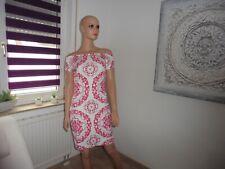 Scuba Kleid Carmenausschnitt Gr.36/38 1x getragen!