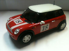 qq NINCO MINI COOPER RED BUS RED # 18 FROM SET 20115