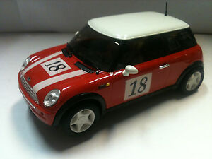 QQ ninco Mini Cooper Red Bus Red #18 From Set 20115