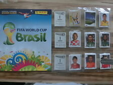 Panini World Cup 2014 Coupe du monde 14 * Ensemble Complet Complete Set * EMPTY ALBUM