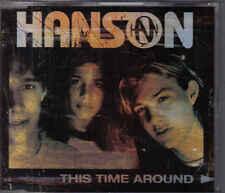 Hanson-This Time around Promo cd maxi single