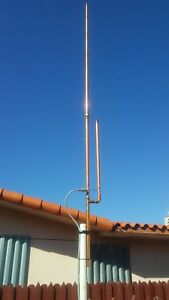 J- POLE ANTENNA FOR THE 2 METER BAND