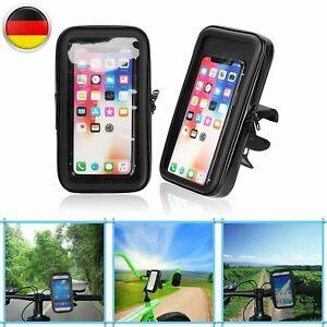 Wasserdicht Fahrradlenkertasche Handyhalterung Handyhalter Fahrrad Tasche DE