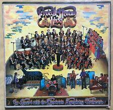 VINYLE 33 TOURS PROCOL HARUM LIVE IN CONCERT CHR 1004 FRANCE 1972 LP