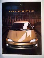 1993 Dodge Intrepid Brochure