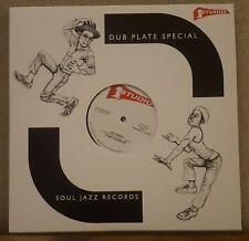 Carey Johnson Go Ahead Studio One Dub Plate 2 Soul Jazz Slim Smith Coxsone