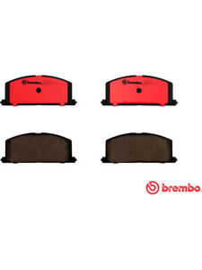 Brembo Brake Pads FOR TOYOTA CELICA RA40 (P83011N)