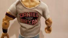 WWE Daniel Bryan Mattel Elite Shirt Accessory Jakks Mattel Figure Clothes