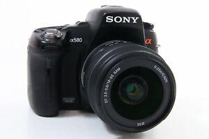 Sony alpha A580 Kit DSLR-580L, sehr guter Zustand