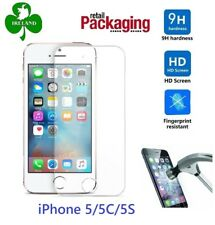 Premium Tempered Glass™ For Apple iPhone 5 5C 5S Screen Protector Film Guard