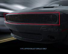 For 2015-2019 Dodge Challenger Black Billet Grille Grill Fedar