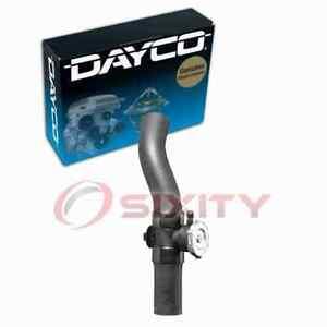 Dayco Upper Radiator Coolant Hose for 2000-2003 Dodge Durango 4.7L V8 Belts mn