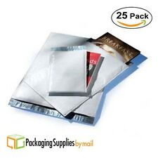 "25 #7 Poly Bubble Mailers 14.25"" x 20"" Self Seal Padded Envelopes"