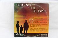 SINGING THE GOSPEL Classic Compilation Gospel Vintage Vinyl Record LP