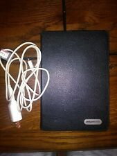 AMAZON Kindle D00701 E Reader 2nd Generation 2GB w/ Cover & Charger Bundle