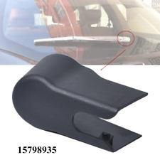 Rear Windshield Wiper Arm Nut Cover Cap Solid Fit For Chevrolet Cadillac GMC SUV