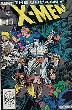 UNCANNY X-MEN 235...NM-...1988...Chris Claremont,Rick Leonardi...Bargain!