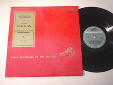 5673) LP - Feodor Chaliapin - Scenes And Arias From Russian Operas -