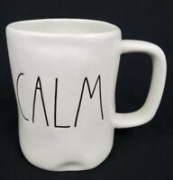 Rae Dunn by Magenta CALM Coffee Tea Mug Winter Farmhouse Artisan