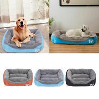Hund Bett Kissen Waschbar Haustierbett Wärmematte für Katzen und Hunde