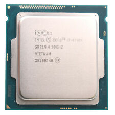 Intel Core i7-4790K Quad Core CPU Computer Processor 4.0Ghz LGA1150