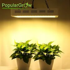 600W full spectrum led grow light panel 5W chips Hydro Veg Flower growth bloom