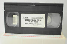 Mannequin Two On The Move VHS Movie
