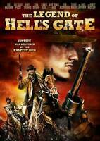 The Legend of Hells Gate (DVD, 2012)- Free Shipping- Just Disc