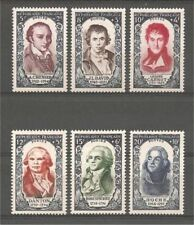 PROMO  / STAMP / FRANCE NEUF SERIE N° 867/872 ** COTE 96 €
