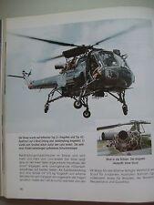 Das große Hubschrauber-Typenbuch Helikopter der Welt 1.Auflage 1997 Hubschrauber