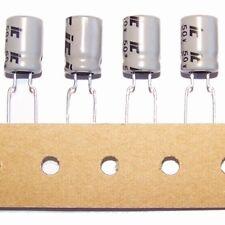 Lot of 20 Electrolytic Capacitors 33uF 50V 8x12mm IC 336BPS050MSA