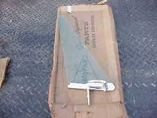 1960 1961 1962 Valiant Lancer NOS MoPar LF VENT WING GLASS Tinted