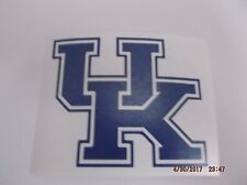 University of Kentucky Sticker Decal for Tumbler,Rambler, Window