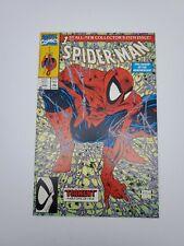 Spider-Man#1 1990 Todd McFarlane (Green Variant) Marvel Comics Torment
