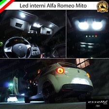 KIT LED INTERNI ABITACOLO ALFA ROMEO MITO RESTYLING MY2017 CANBUS 6000K