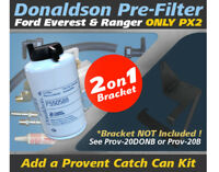 Donaldson Pre Filter Kit for Ford Everest 2017 Ranger PX2 2015 Prov-20-FS